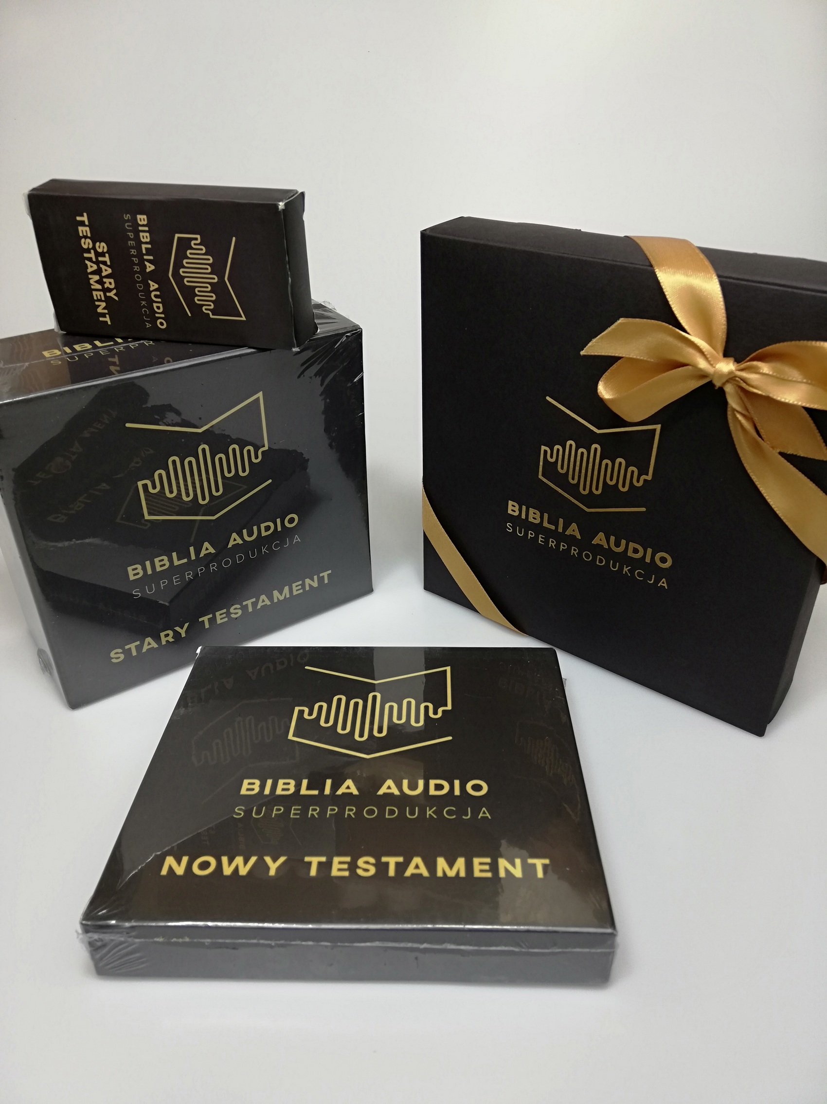 Biblia Superprodukcja,Biblia na CD, Biblia Audio